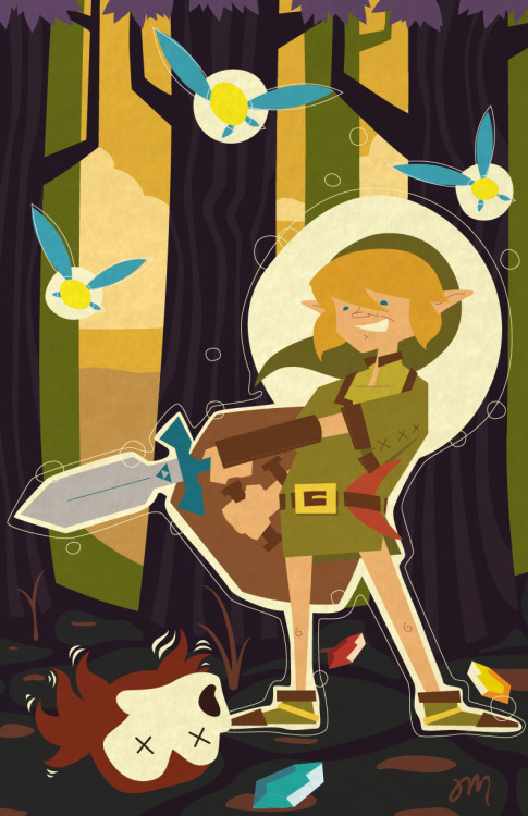 jacobmcalister:  Link is always victorious!