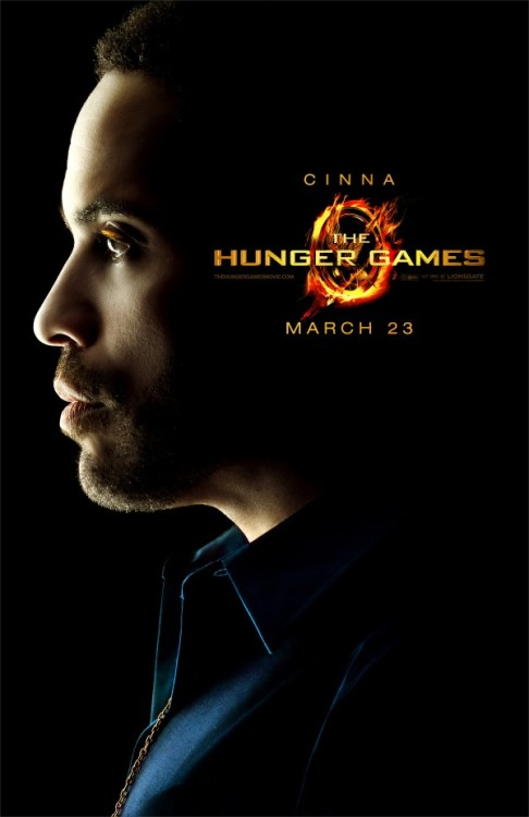 Fuck Team Peeta and Team Gale.  I am Team Cinna.
