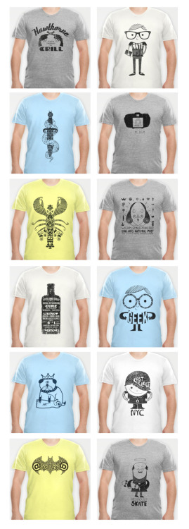 T-shirts by Farnell