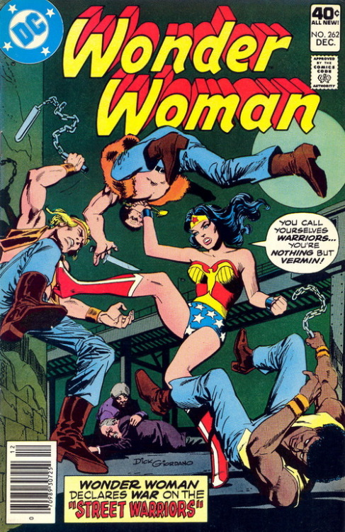 Wonder Woman (Vol.1 No.262, Dec 1979)