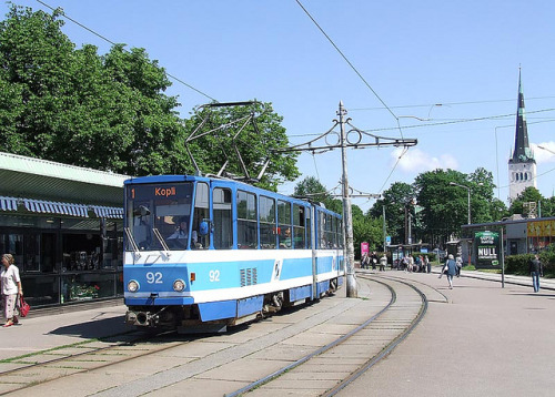 News from Estonia: Free Public Transport in Tallinn ? After providing every citizen with free internet (guaranteed by constitution) this little baltic country may do another progressive step towards the future. The city council of the capital Tallinn is asking the people this week if public transportation should be free of charge from 2013 on. The city hopes to reduce car use, traffic jams and pollution in the municipality by opening up trams, trolleybuses, buses and suburban trains to everyone. In case the referendum will end in favour of the proposal free public transport could save a four member family up to 600 Euros a year. On the other side the city would have to bear costs of an estimated 20 million Euros a year. UPDATE 26.MARCH: YES! 75,5 percent voted in favour of the proposal! Another reason to visit this little country again :)