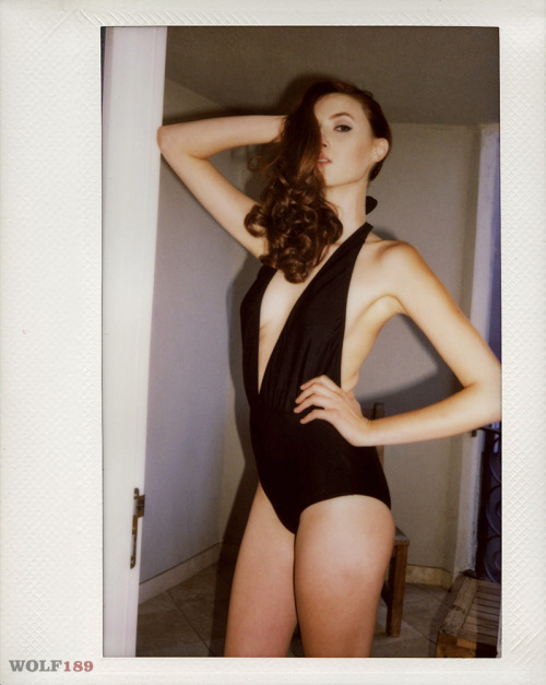 Portrait in Polaroid (fuji instax) by Wolf189 (@wolfphoto) **...