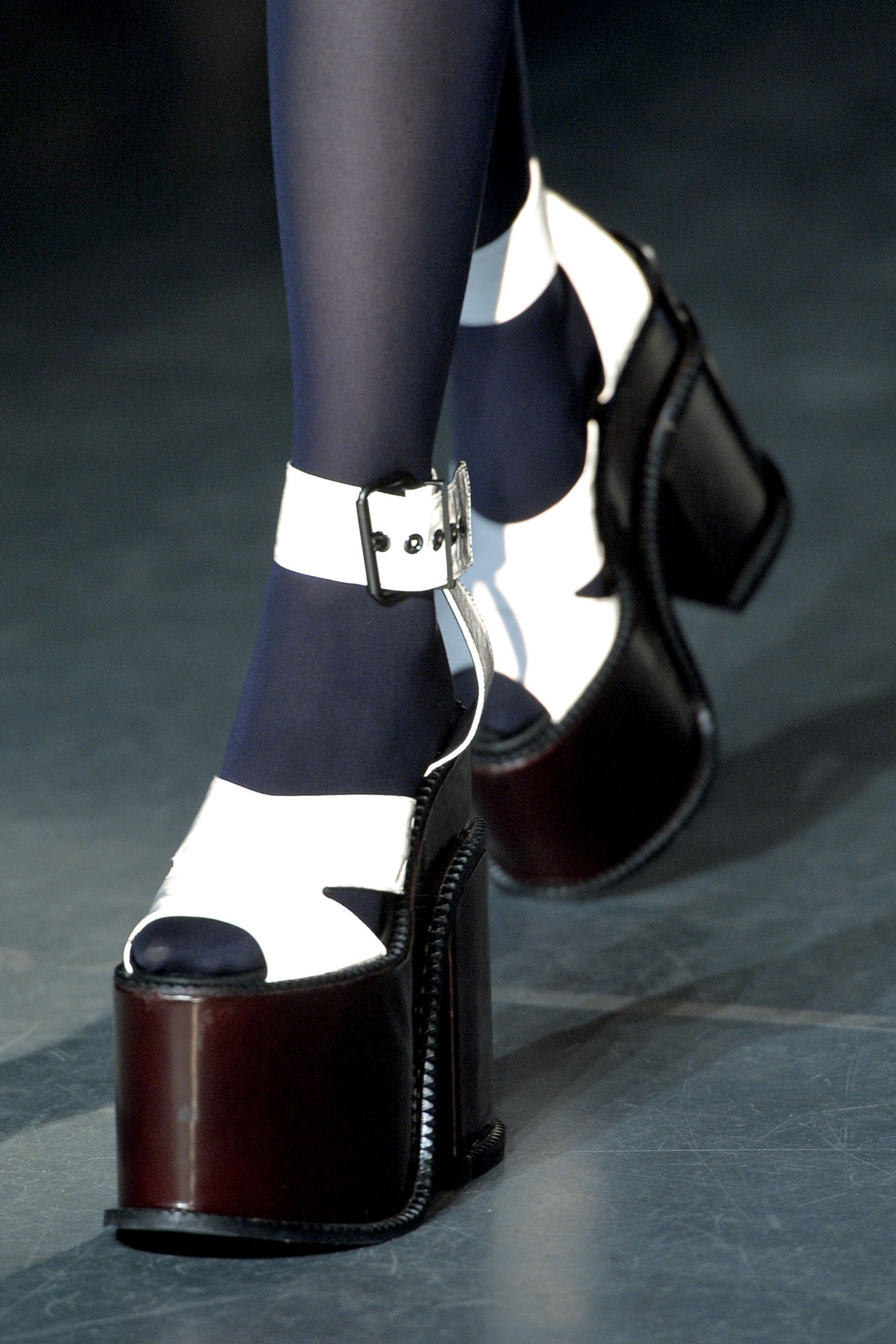 partytights:  Vivienne Westwood Fall 2012