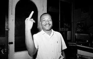 "Even Martin Luther King says ""Fuck You Niggas"""