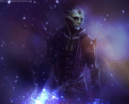 Thane by *SmaiLika07