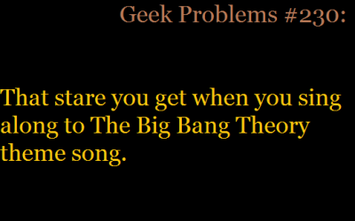 Geek problem submitted by ilovezivadavid