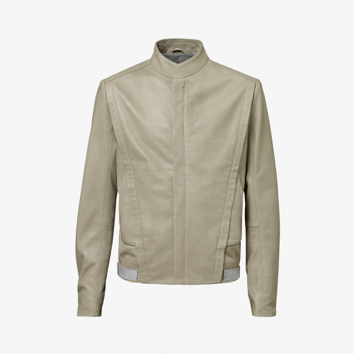 adidas SLVR Leather Blouson