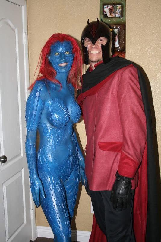 Magneto (X-Men: First Class) and Mystique