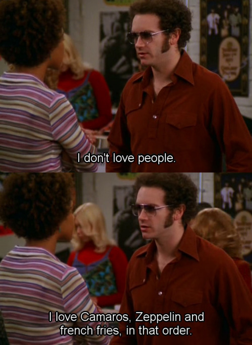 officialthat70sshow:  Marry me?