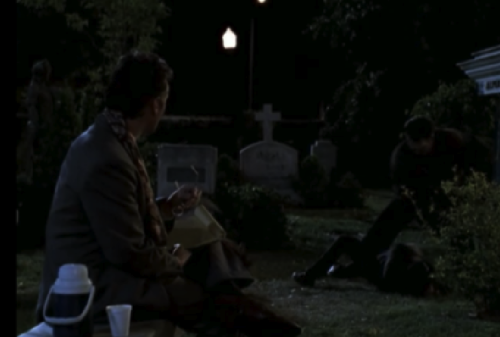 173. That awkward moment when Faith and Buffy's vampire killing interrupts your reading.