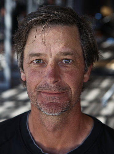 Jamie Moyer is either a really old baseball player and nice guy, or he's a serial killer. Read the excellent N.Y. Times article on him.