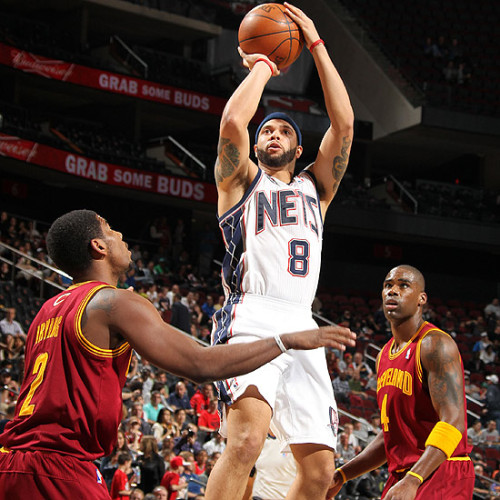 Deron Williams, New Jersey Nets [Image Source: NBA.com; Photographer: Nathaniel S. Butler/NBAE/Getty Images]