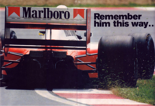 automotivated:  19 years without Senna | A tribute from Autocar Magazine 3rd May 1995.