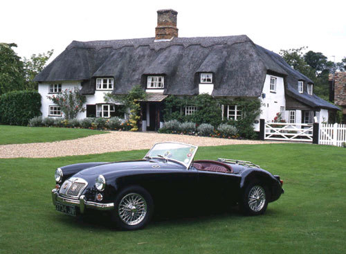greysmycolor:  a gabled manor, a fabled coupe.