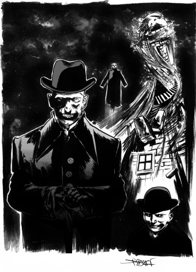 Another favorite movie of mine: Dark City
