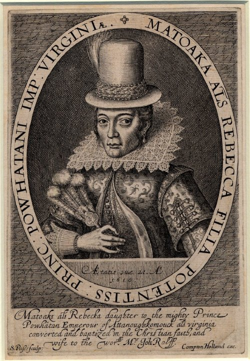 March 21, 1617: Indigenous American Pocahontas dies in Gravesend, England on her way to return home to Virginia.  Historians do not know what she actually died of, but some believe it may either have been from smallpox, pneumonia, tuberculosis, or from poisoning.  Pocahontas is known for being associated with the British colonial outpost at Jamestown and is famous for having stopped her father from executing British explorer John Smith.  She was captured during a war against the English in 1613 and held for ransom, converting to Christianity during her captivity. She married tobacco farmer John Rolfe in 1614, and travelled to England in 1616.
