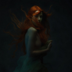 for-redheads:  mermaid by Weiss Christian