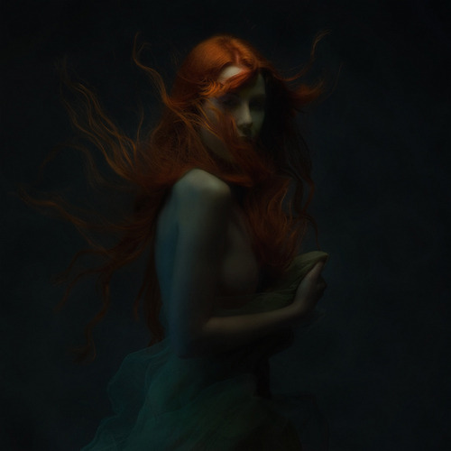 mermaid by Weiss Christian youllyield-to-me:  OHHH MY GOD. Sorry, I wasn't kidding when I said to anticipate a lot of mermaids.