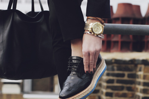 Boy's Shoe Men's Watch Source: modehaven