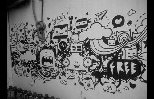A Damsel in Eustress | So, you love doodles?