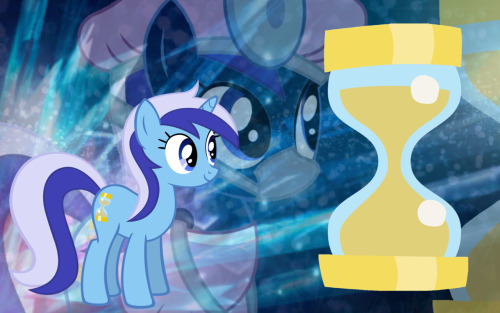 Heeeeeeeeeeeeeeeere's Minuette! Although, I better know her as Colgate…… :P