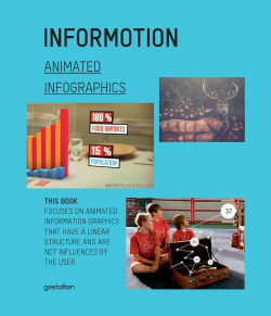 Informotion - Animated Infographics A book by Gestalten