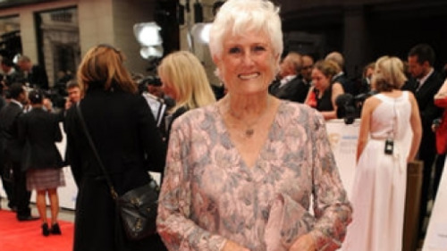 Beryl Vertue given Royal Television Society Lifetime Achievement Award Beryl Vertue, founder of Hartswood Films, received a Lifetime Achievement Award at last night's RTS Awards, held at the Grosvenor House Hotel.  We posted this last night as the news broke, you can now read the full story here.