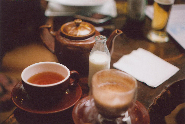 Tea by athousandcleverlines on Flickr.