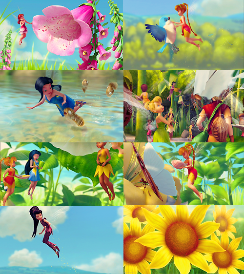 disneyandpercyjackson:   do you believe in fairies?
