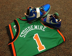"Nike Air Max Sweep Thru ""Galaxy"" – Amar'e Stoudemire All-Star Game P.E."