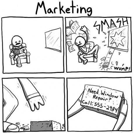 siddman:  (via And this is called MARKETING! LIKE A BOSS)