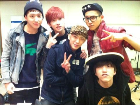 B1A4 adorable kids