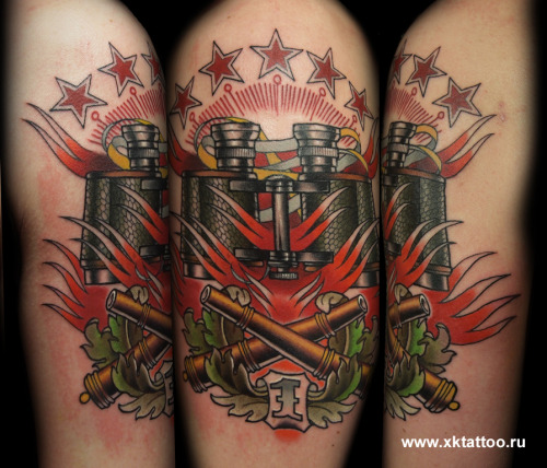 XK Tattoo. Moscow