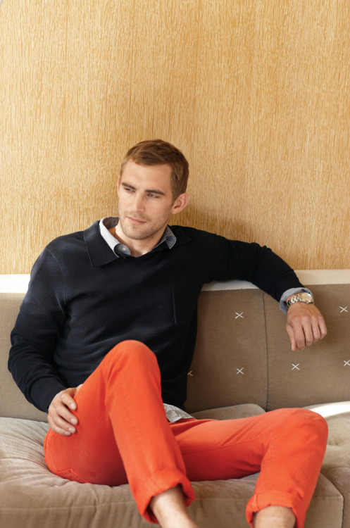 Men's Spring 2012: Colored Pants