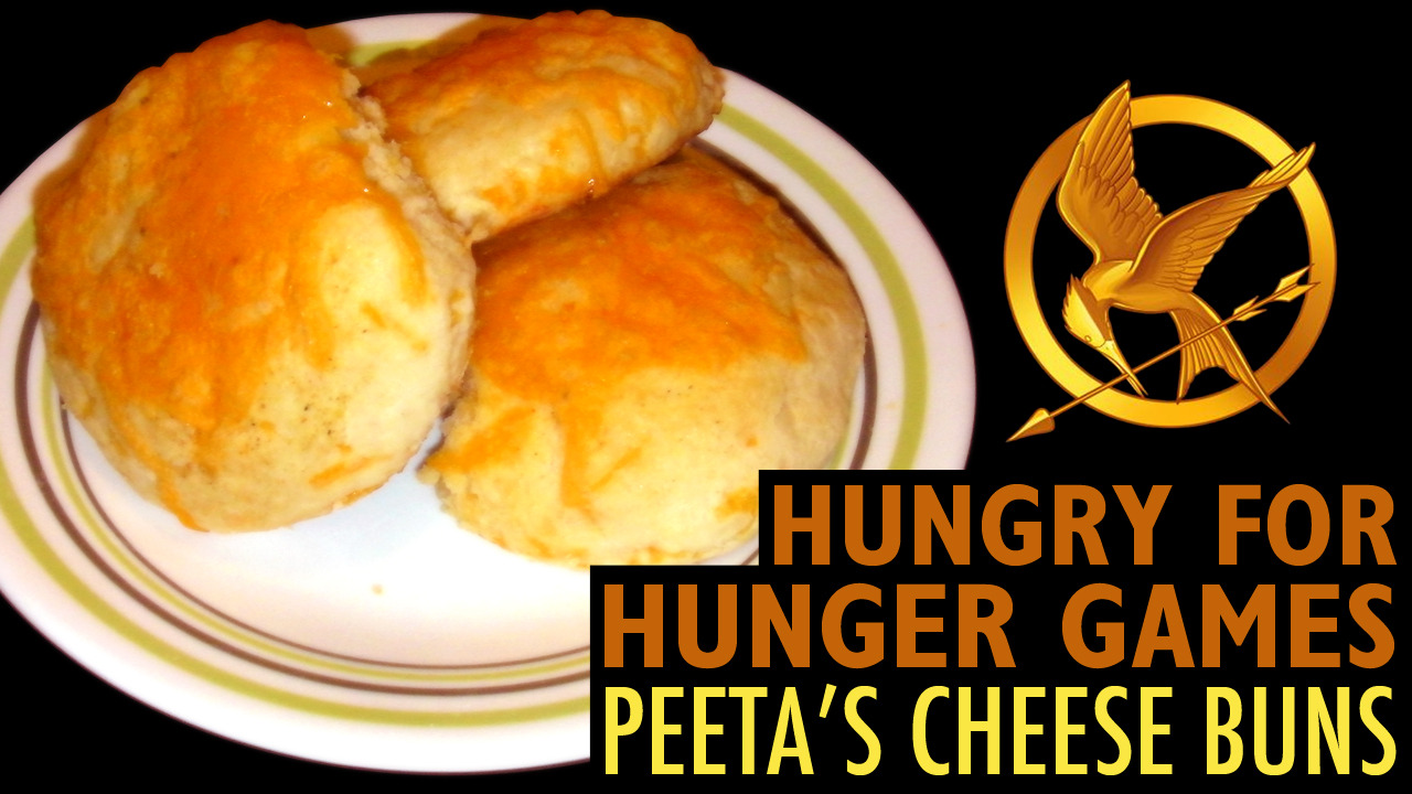 "rachaelmakesshirts:  Planning a Hunger Games party? Look no further than this awesome video playlist (click) that teaches you how to make 12 awesome recipes from the trilogy! Each one has been featured on the HungerGamesMovie.org, so these are sure to be crowd pleasers! Each recipe is directly inspired by a page in the Hunger Games Trilogy - some are original recipes while others are from the Unofficial Cookbook.  [Video Playlist] Katniss' Lamb Stew with Dried Plums Peeta's Cheese Buns District 11 Bread District 4 Bread  Mellark Bakery Apple Tarts Capitol Hot Chocolate Dip-able Dinner Rolls Prim's Basil Wrapped Goat Cheese Springtime Soup Capitol Pumpkin Soup Pasta in ""Green"" Sauce Parcel Day Applesauce"