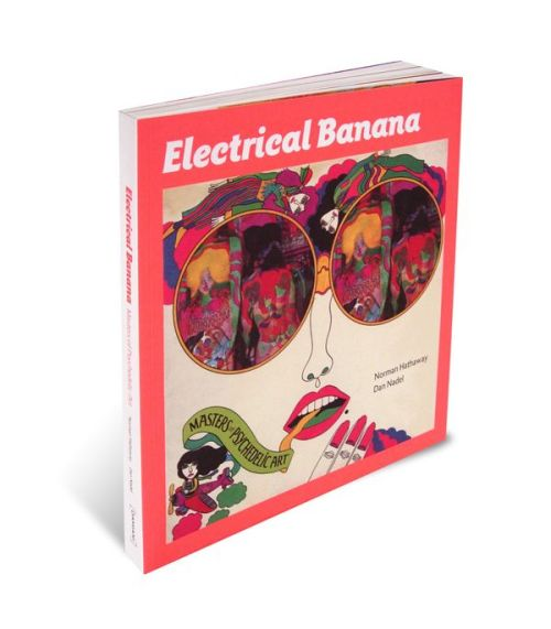 yeslifeblog:  Electrical Banana book http://www.damianieditore.it/catalogue/594 Ah psych art…you pesky thing. I love you with all my heart, and i have spent countless hours and pounds on ebay collecting rare books and magazines of your finest artists. If only this fantastic (and cheap) primer had been out earlier, i could have saved all those hours and pounds on something else! But then i might have been fixated with Tanaami and ripped you off like everyone else in East London seems to be doing right now. To have this book produced and made is an amazing amazing thing, and one that should be supported by everyone with a half decent visual eye. Sometimes you gotta look back to go forward, and if you wanna still see some of the most progressive illustration and design, travel back with this book and enjoy. As a sidenote, it amazes and saddens me that most of the work in this book is over 40 years old yet still people are ripping most of those contained inside….