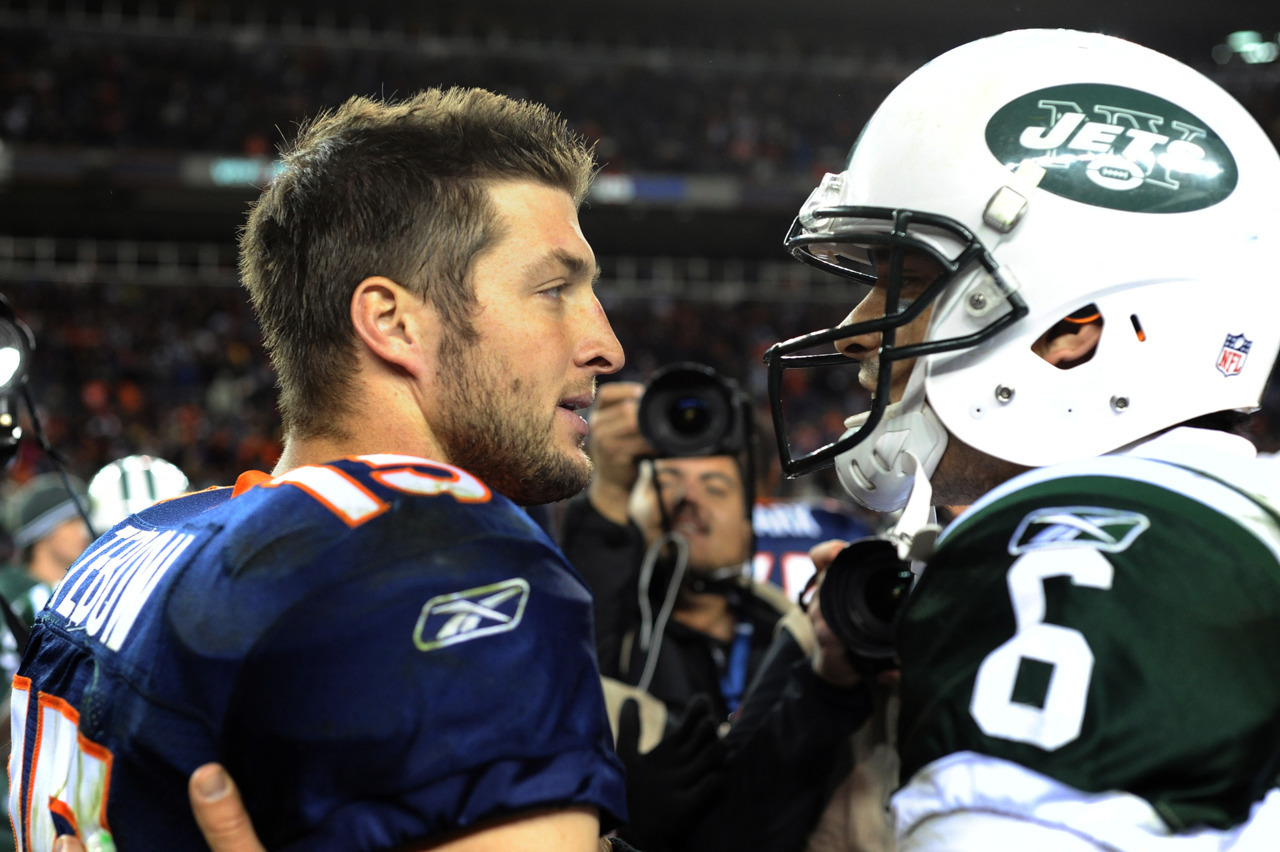 It's official: Tim Tebow has been traded to the Jets! Judge: Why the idea makes sense From Denver perspective: Why Tebow had to go J-E-T-S RapidReports