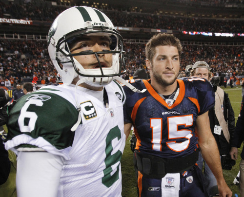 Tebow traded to the Jets for a 4th round pick