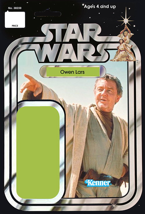 Figure 2 of 21: Owen Lars front cardback design revealed!