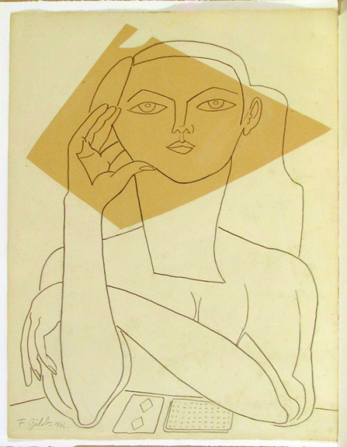 Françoise Gilot, "