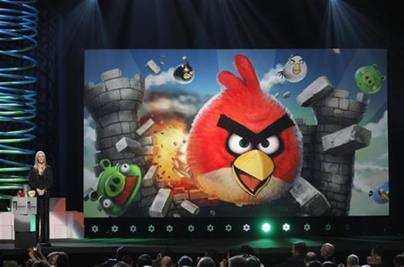 The maker of the hit mobile game Angry Birds has struck a deal with Wal-Mart to embed clues to a new version of the game in merchandise sold in Wal-Mart stores, hoping to drive Angry Birds fans into the stores, and shoppers to the game. The world's biggest retailer will stock limited-edition T-shirts, soft toys and snacks containing clues that unlock bonus levels of Angry Birds Space, which will be available in app stores from Thursday. Rovio, the Finnish start-up behind the world's most downloaded mobile game, has ambitions to become a global entertainment brand. Its marketing chief told Reuters on Tuesday it was teaming up with a major U.S. retailer. Read more: Wal-Mart to offer Angry Birds merch, clues
