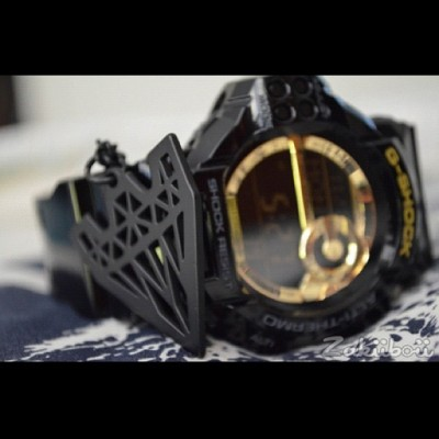 #gshock #diamond #watches #diamondsupply #diamondsupplyco #swag #fashion #fresh #fly #gold (Taken with instagram)