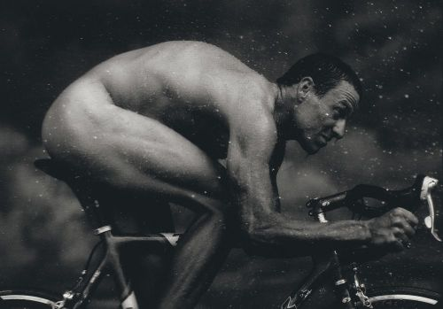 firsttimeuser:  Lance Armstrong, New York, 1999 by Annie Leibowitz