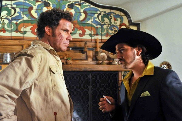 "Will Ferrell sends up spaghetti westerns Source: @latimes #screenwriting #film #comedy ""Andrew Steele has known Will Ferrell since they worked together as writer and actor on ""Saturday Night Live"" back in the day. So Steele can speak with some authority about his friend's predictably unpredictable career arc. ""If you know Will,"" Steele said recently, ""that's his favorite thing. He loves all of his fans to go 'Did you hear what he's doing now?'""  Or, as Ferrell might put it in ""Casa de Mi Padre,"" qué pasa,dude? In the absurdist spaghetti-western spoof, which opened in theaters Friday, Ferrell stars as Armando Alvarez, a sweetly obtuse Mexican rancher's son who…."""