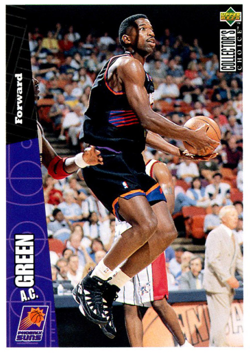 A.C. Green - Reebok Swingman