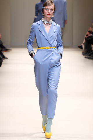 fall 2012 ready-to-wear Cacharel Lieve Dannau