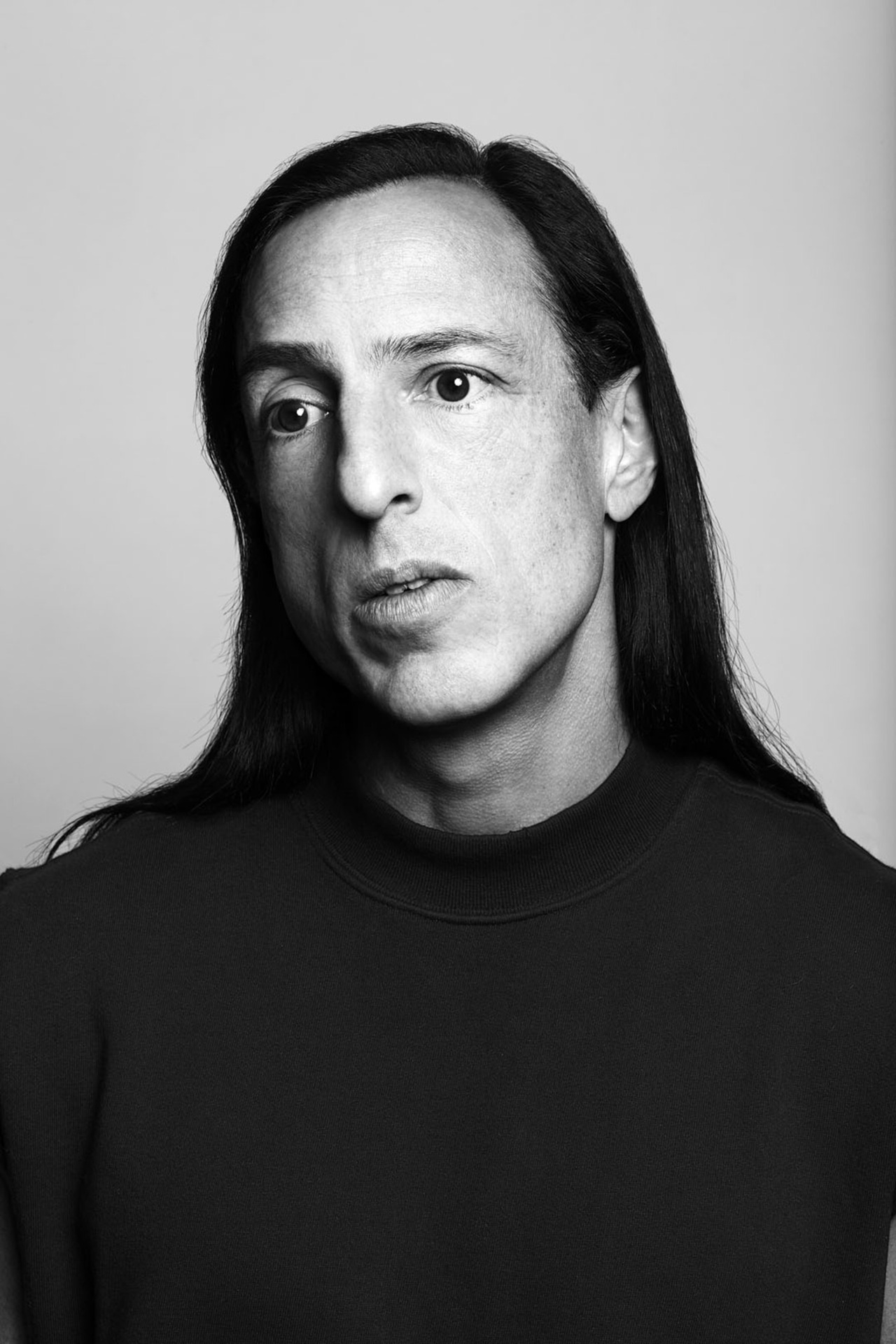 Rick Owens by Danielle Levitt We're so proud of our boy Rick Owens! Have you met his wife the incredible MICHELE LAMY? Um, yeah, she's the epitome of class, complimenting the very powerful Rick in every way possible. They're beautiful together. If you go to his site, listen to the music for the Fall/Winter 2012/2013 fashion show. Rick came across this insanely raw, NYC talent by the name of Zebra Katz.  Check it out, you guys! ima fierce! Oh and if youve not seen it, now its video time. In Paris I made a documentary on Rick and Michele, its all here  http://www.anothermag.com/exclusives/rick-owens