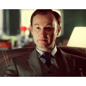 lost-in-lace:  MYCROFT HOLMES GIVEAWAY!!!! Sherlock Holmes here. Today I found out that Mycroft was going to be staying at 221B whilst his home is refurbished – obviously I shall not be standing idly by whilst he violates my flat, so perhaps one of you might like to take him off my hands?A few things of note: You don't have to follow me, the last thing I need is a public image. Reblog this as much as you like, I just really don't want him in my flat!! Make sure that you call him by variants of his name (i.e. Mycrotch, Mycrap) because he hates that. He eats loads of cake and complains a lot because he's a pedantic arse. He's on a diet but he's still a fat git so you can pay for the shipping. I'll happily stuff him in a box for you though. He comes with a free umbrella! MYCROFT IS NON RETURNABLE: I expect to never see him again after I pick a winner. You decided to take him, you deal with the consequences. SOMEBODY PLEASE TAKE HIM, I IMPLORE YOU.