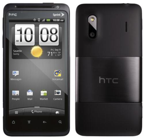 HTC Evo Design 4G (Sprint) $260.