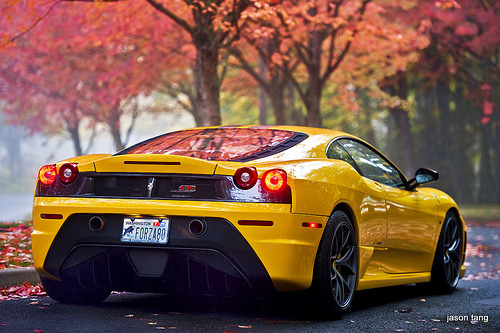 carpr0n:  A little more spice to a well known recipe Starring: Ferrari F430 Scuderia (by atomic80)